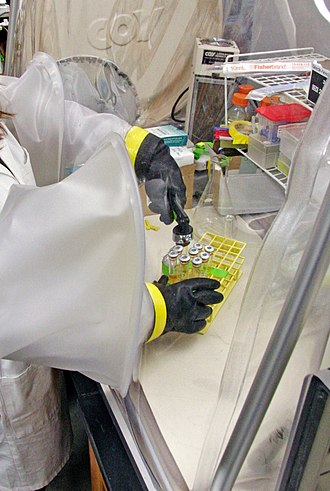 Center for Biofilm Engineering - Anaerobic experiment station