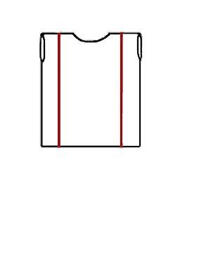 Angusticlavia - Thumbnail drawing of the angusticlavia