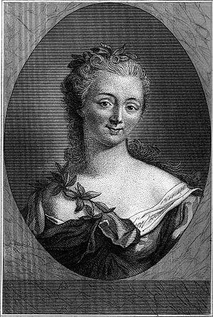 Anne-Marie du Boccage - Image: Anne Marie Du Boccage