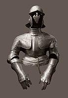 Anonymous Half-armour of Sigismund I.jpg