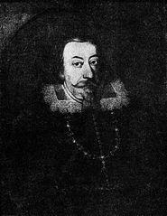 Portrait of Sigismund III Vasa.