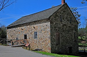 West Pikeland Township, Chester County, Pennsylvania - Lightfoot Mill, National Historic Landmark