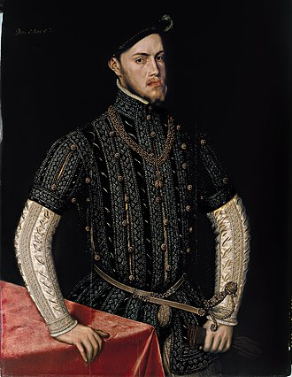 Madrid - Philip II of Spain installed the court in Madrid on 12 February 1561.