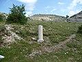 Antico cippo di confine fra Stato della Chiesa e Regno delle 2 Sicilie - panoramio.jpg
