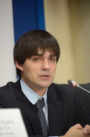 Ігор Розкладай, юрист Інституту Медіа Права