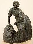 Antoine Bourdelle - The Sculptress at Rest.jpg