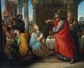 Anton Petter - König Ahasver verurteilt Haman zum Tode - 6283 - Österreichische Galerie Belvedere.jpg