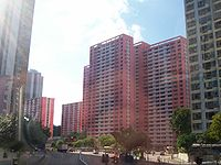 Public housing estates in Pok Fu Lam, Aberdeen and Ap Lei Chau ...