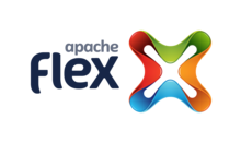 Description de l'image Apache-flex-logo.png.