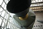 Apollo-Soyuz - Apollo engine - Smithsonian Air and Space Museum - 2012-05-15 (7275762636).jpg