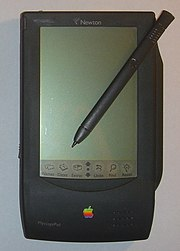 PDA from Apple (Newton)