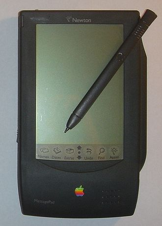 Information appliance - A Newton PDA