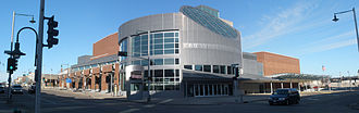 Artec - The Fox Cities Performing Arts Center, Appleton, Wisconsin, USA.