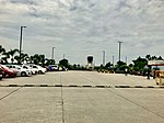 Approach road of Birsa Munda Airport.jpg