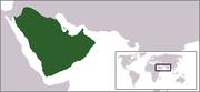 Al momento de su muerte en el año 632, Mahoma había logrado unir toda la península arábica.