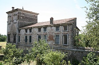 Sarego Comune in Veneto, Italy