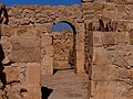 Arch, The Governor's House, Shivta, Negev, Israel קשת, בית המושל, שבטה, רמת הנגב - panoramio.jpg