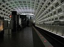 Archives-Navy Mem'l-Penn Quarter Metro Station.JPG