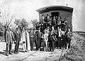 Archivo General de la Nación Argentina 1900 Córdoba, periodistas brasileños que integraron la comitiva del presidente Manuel Ferraz de Campos Salles.jpg