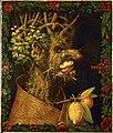 Arcimboldo, Giuseppe - Der Winter - c. 1573.jpg