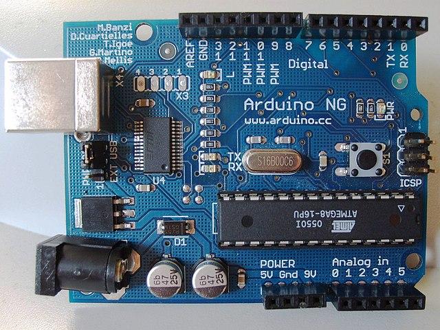 Arduino top-1