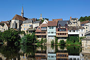 Argenton-sur-Creuse bords de Creuse 08