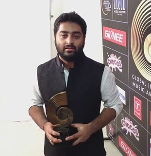 Arijit Singh Indian singer and music composer