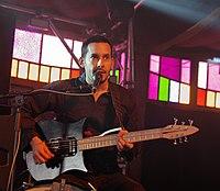 Aron Sanchez (Gase) (Buke and Gase) (Haldern Pop Festival 2013) IMGP5898 smial wp.jpg