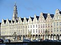 Arras beffroi depuis la Grand'Place.jpg