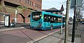 Arriva Guildford & West Surrey 4022 GN58 BUO rear.JPG