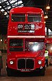Arriva London Routemaster bus RM2217 (CUV 217C), Brixton Hill tram shed, route 159, 9 December 2005.jpg