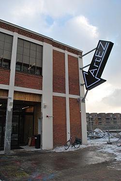 ArtEZ Academie voor Art & Design Enschede.JPG