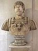 Artista fiorentino, busto di condottiero, xvi sec..JPG