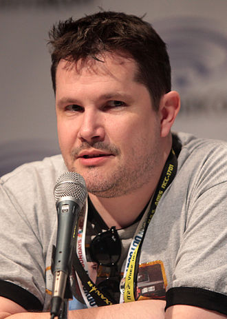 Ashley Miller (screenwriter) - Ashley Miller at Wondercon 2015