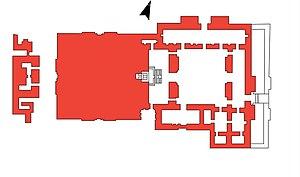 Kar-Tukulti-Ninurta - Plan of the Ashur temple