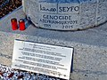 Assyrian genocide memorial in Locarno, Switzerland 02.jpg