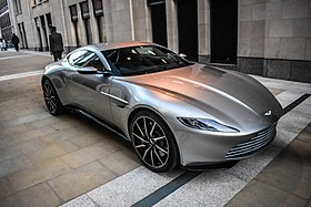 Image illustrative de l'article Aston Martin DB10