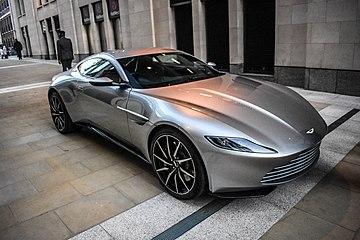 Aston Martin Db10 Wikipedia