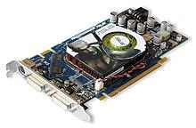 Ventilateur Pour Carte Graphique Nvidia Geforce 9500 Gs