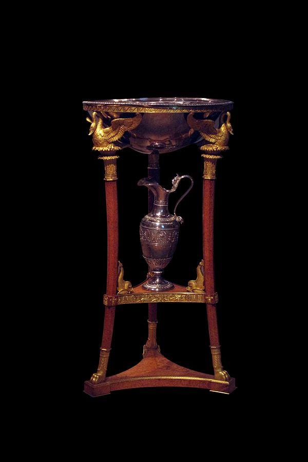 Napoleon's washstand