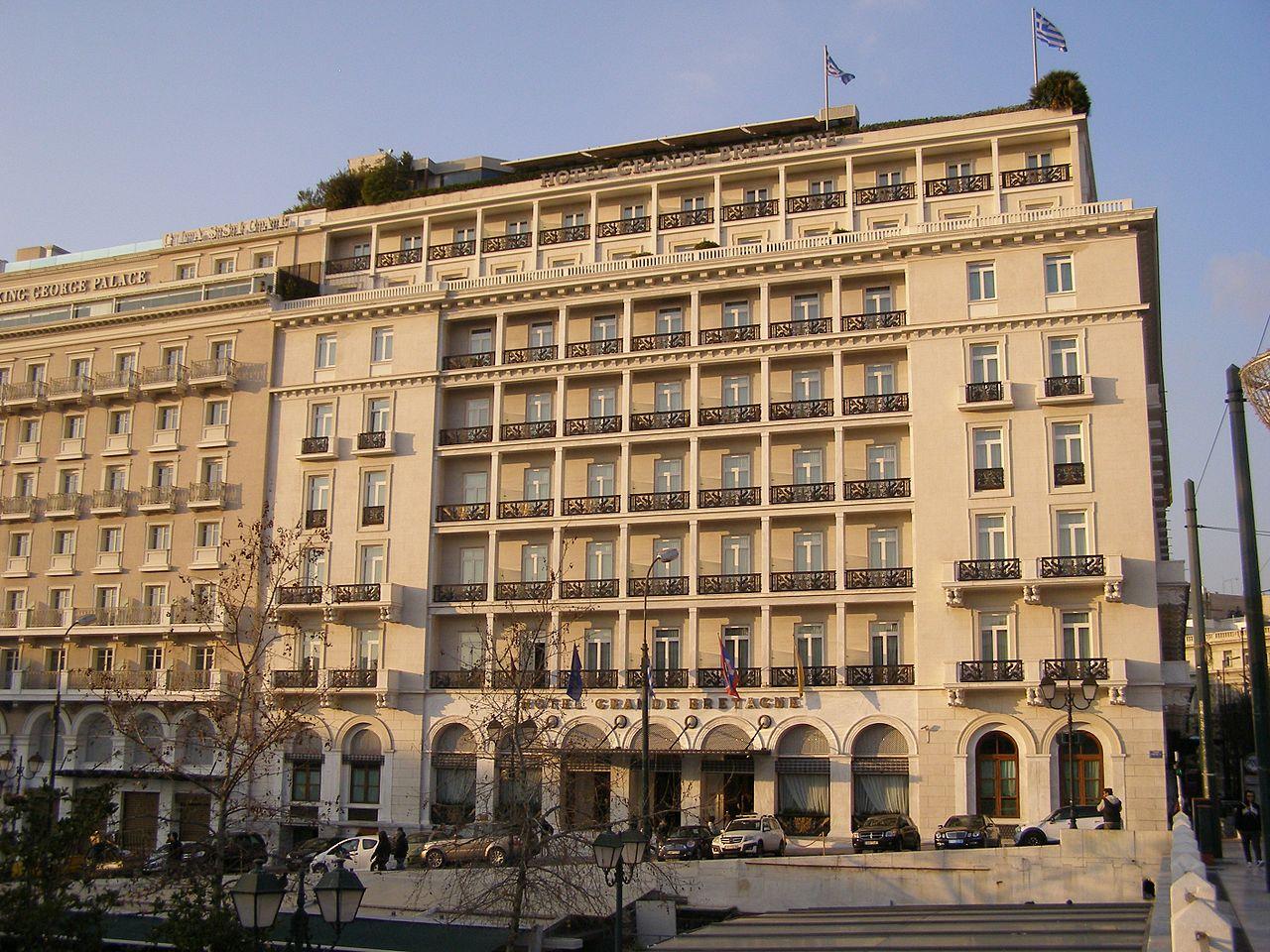 Hotel Grand Bretagne Hotelvergleich