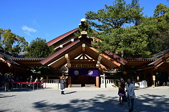 Atsuta Shrine - Kaguraden