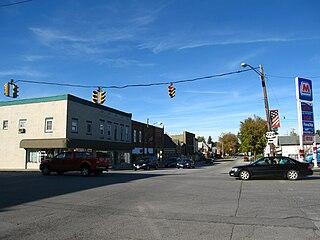 Attica, Ohio Village in Ohio, United States