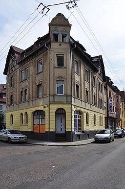 Augsburger Straße 603 (Stuttgart-Obertürkheim)