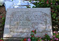 August Adenauer Melaten.jpg
