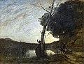 Augustins - L'Etoile du Berger - Camille Corot Ro60 1864.jpg