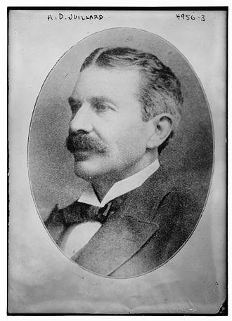 Augustus D. Juilliard - Augustus D. Juilliard circa 1919