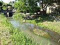 Auriébat (Hautes-Pyr, Fr) Canal d'Alaric.JPG