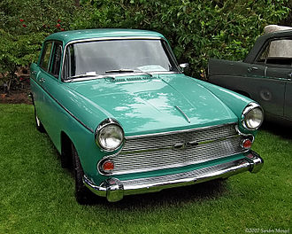 British Leyland - 1962 Austin Cambridge