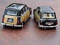 Austin Mini Cooper S Radford & Renault R4 Parisienne (14071420382).jpg